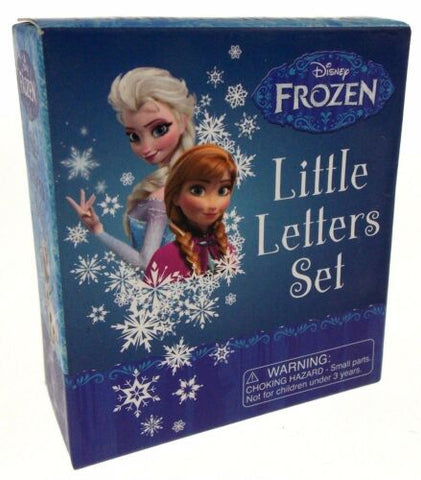 Disney Frozen Little Letters Set Mega Mini Kit Sticker Book
