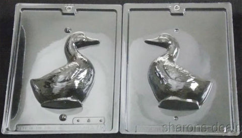 "6"" Duck Chocolate 2 Pc Molds Life Of The Party 3D A73 Candy Soap Easter Assemble - FUNsational Finds - 1"
