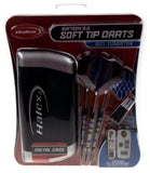 Darts Halex Softech 5.0 Soft Tip 13 Gram Set 80% Tungsten Aluminum Case Tool - FUNsational Finds - 1