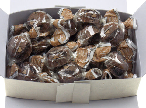 Half Pound Waggoners Espresso Fudge Chocolate Candy 20 Pcs Easter Gift Box