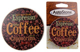 Kitchen Drink Coffee Protection Sign Home Auto Stone Coffee Coaster Gift Set 3 - FUNsational Finds - 2