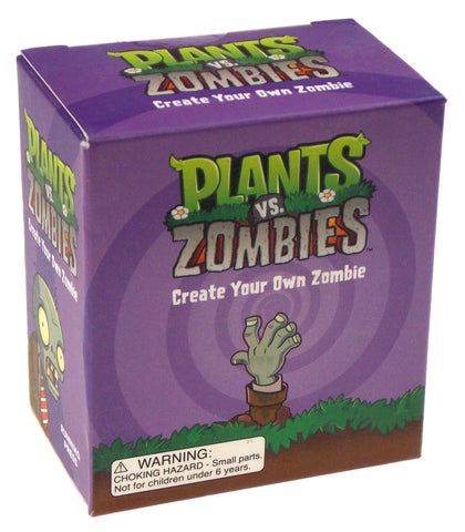 Plants vs Zombies Raise Your Own Zombie Lot 2 Magnets Outfits Accessories Book - FUNsational Finds - 1