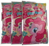 Lot 3 My Little Pony Play Packs Grab & Go Coloring Book Crayons Stickers Favors - FUNsational Finds - 2