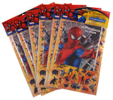 Lot of 6 Marvel Spider Sense Spiderman Lil Sticker Collection Album Rhino - FUNsational Finds - 2