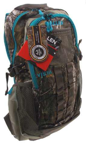 Allen Vista 800 Day Pack 19479 Backpack Realtree Camo Xtra 800 cu in 240g Fabric