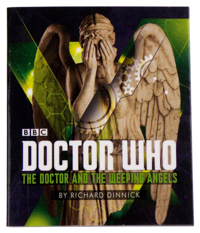 Doctor Who Weeping Angels Illustrated Mini Book by Richard Dinnick Lot 8 History - FUNsational Finds - 1
