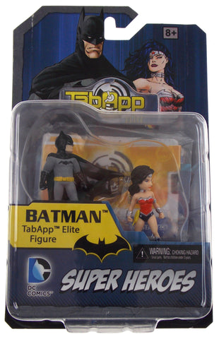 Batman Superman Wonder Woman General Zod TabApp Elite Figure DC Comics HeroClix - FUNsational Finds - 1