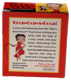 Lot of 2 Betty Boop Man Training Kit Whip Him Good Figurine Book Manual - FUNsational Finds - 3