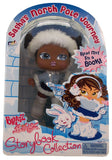 Bratz Babyz Sashas North Pole Journey Storybook Collection African American Doll - FUNsational Finds - 1