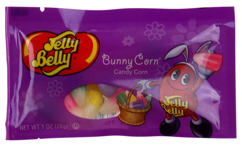 Jelly Belly Bunny Corn Lot of 10 Bags Candy Corn 1oz Made USA Easter Gift Basket - FUNsational Finds - 1