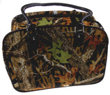 Pet Carrier Travel Bag Real Tree Camo Leaves Softsided Shoulder Airline Approved - FUNsational Finds - 2