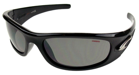 Carrera Sport Black Sunglasses Safilo Keramiko 9MZ UV Protection 60-18-130 Case - FUNsational Finds - 1