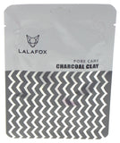 LALAFOX Premium Charcoal Clay Face Mask 7 Pack Set Daily Skin Facial Beauty Lot