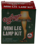 A Christmas Story Leg Lamp Triple Dog Dare Flagpole Playing Cards Lot 3 Mini Kit