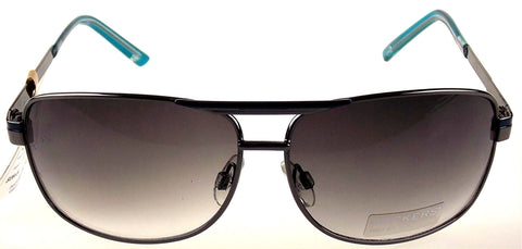 Levi Strauss DOCKERS Sunglasses 100% UV Protection Blue Oval 65-17-135 Metal - FUNsational Finds - 1