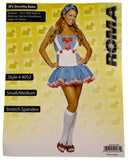 Roma 3pc Dorothy Babe Sexy Halloween Costume Cosplay Dress 4052 Small/Medium - FUNsational Finds - 2