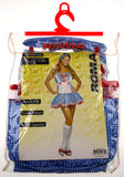 Roma 3pc Dorothy Babe Sexy Halloween Costume Cosplay Dress 4052 Small/Medium - FUNsational Finds - 3