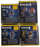 Set 4 Doctor Who BBC Tardis Dalek Cyberman Bust 11th Dr Sonic Screwdriver Lights - FUNsational Finds - 2