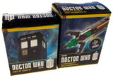 Set 4 Doctor Who BBC Tardis Dalek Cyberman Bust 11th Dr Sonic Screwdriver Lights - FUNsational Finds - 3