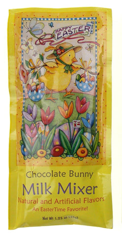 McStevens Mary Engelbreit Chocolate Bunny Milk Mixer Easter Spring Cocoa Lot 11