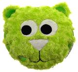 "LED Light Up Green Cat Pillow Color Flash Plush 10"" Microbead Home Bedroom Decor - FUNsational Finds - 1"
