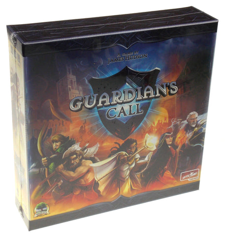 Guardian's Call Bluffing Deduction Board Game Gift 2-5 Players Ages 14+ Family
