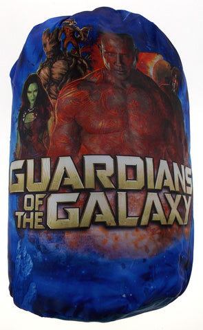 "Marvel Guardians Of The Galaxy Sleeping Bag Slumber 30""x54"" Polyester Carry Bag - FUNsational Finds - 1"