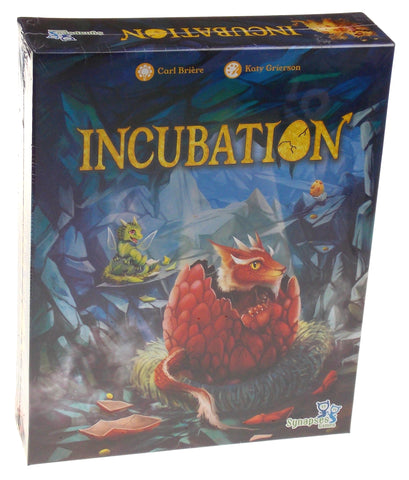 Incubation Game Synapses Games Dragon Egg Luma Family Christmas Gift Objective