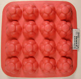IKEA Ice Cube Mold Tray Plastis Synthetic Rubber Flexible Plastic Cavity Choice - FUNsational Finds - 4