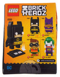 LEGO Brickheadz DC Comics Batman 41585 Building Toy 91 pcs Construct Brick Heads