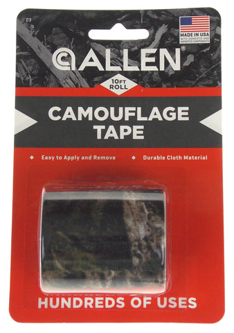 Allen Camouflage Tape 2 in x 10 ft Mossy Oak Lot 3 Rolls Made USA Durable Cloth