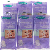 Case Lot Lansinoh Disposable Nursing Pads 600 Pads 300 Purse Packs Adhesive Seal - FUNsational Finds - 4