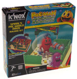 Lot 2 KNEX Building Sets Pacman Ghostly Adventures Spirals Betrayus World Maze - FUNsational Finds - 2