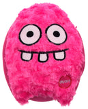 "Pink Rocket Head Pillow Color LED Light Up Flash Plush 10"" Microbeads Home Decor - FUNsational Finds - 1"