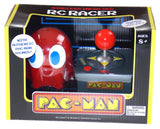 Pac-Man Wireless Infrared Red Ghost RC Racer Authentic Arcade Sounds Joystick - FUNsational Finds - 1
