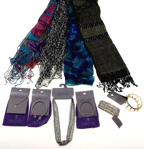 Scarf & Jewelry Gift Box - FUNsational Finds - 1