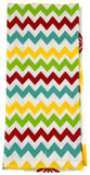 Kitchen Towels Sister Gift 15x25 Spread The Frosting Snowman Spatula Chevron Set - FUNsational Finds - 3