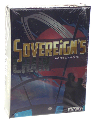 Sovereign's Chain Card Game WizKids Robert Judecek 2-4 Players Ages 14+ Teenager
