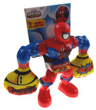 Spiderman Marvel Masters Of Kapow Figure Playskool Super Hero Smash Action Toy - FUNsational Finds - 3