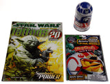 Star Wars Fun Pack Lot 5 Dice Galactic Game Play Pack Angry Birds Coloring Book - FUNsational Finds - 2