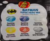 Jelly Belly Superhero Mix Batman Superman Wonder Woman Lot 3 Bags 2.8oz Made US - FUNsational Finds - 3