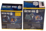 Set of 2 Doctor Who BBC Tardis K-9 Robotic Canine Dog Light Up Figure Sound Book - FUNsational Finds - 2