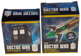 Set of 2 Doctor Who BBC Tardis 11th Dr Sonic Screwdriver Kit Light Up Sound Toy - FUNsational Finds - 1