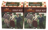 Lot 2 The Three Stooges Golf Kit Sam Stall Mega Mini Gift Exploding Ball Markers - FUNsational Finds - 3