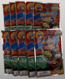 Disney Pixar Cars Play Pack Lot 10 Grab Go Coloring Book Crayons Stickers NEW