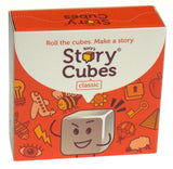 Rory's Story Cubes Original Classic Set 9 Cubes 54 Images Family Game Zygomatic