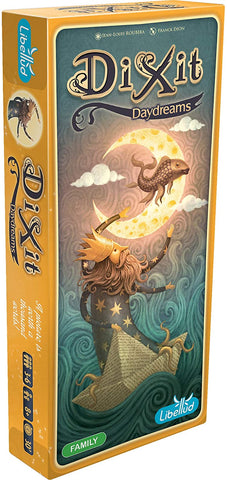 Libellud Dixit Daydreams Expansion Pack Game Franck Dion World 84 Cards Fringe