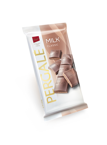 Pergale Milk Chocolate Classic 100g