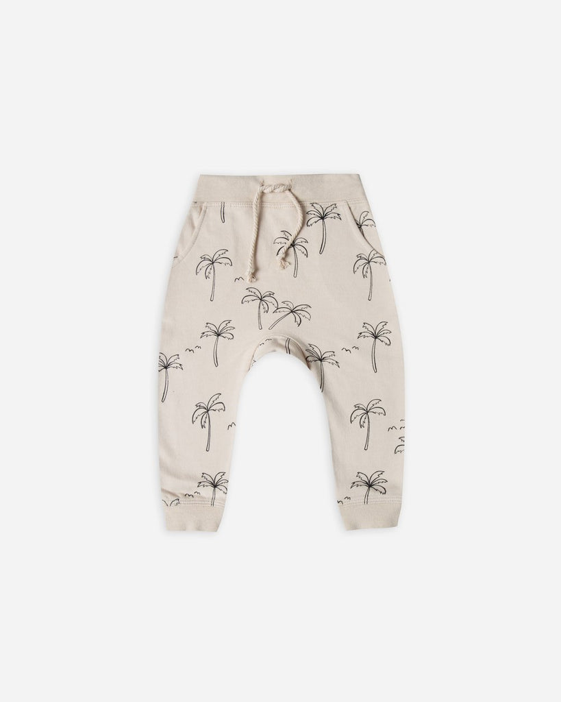 palm trees sweatpant