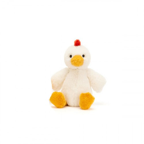 bashful chicken small